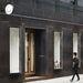 A 6a Architects egy mayfairi Paul Smith üzlet homlokzatát gondolta újra. Az átalakításhoz használt hajlított vaselemek londoni közterekre emlékeztetnek, és éles kontrasztban állnak a szomszédos György-korabeli házakkal.