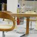 A konyhaszékek között csak néhány izgalmasat láttunk, ez például a Human Design standja