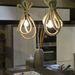 Ez a lámpa akkor jöhet jól, ha minden pénzünket a csodás konyhánkra költöttük, és nem maradt búrára