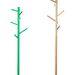 Fákat idéző fogas zöld és natúr színben kapható: 11990.-