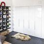 Beépített szekrénnyel lehet növelni a teret