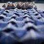 Söptei Eszter hangszigetelő 3ds textileket álmodik a falakra
