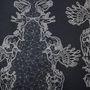 Nagy Krisztina textiltervező a zsinórozás, a csipke és a népmesék világának ötvözésével hozta létre különleges textilkollekcióját,