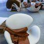 Többek között az ikonikus hattyú szék is.