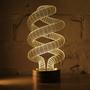 Az optikai csalódást okozó lámpák tervezésénél a dizájnercsapat valóban a család összes tagjára gondolt.