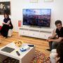 A magyar háztartásokban fontos szerepet kap a televízió