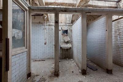 A menőnek tartott glasgowi művészeti iskolát elvégző ötletgazda, Laura Clark azonban mégis látott fantáziát a dologban és egy hosszú ideje elhagyott 600 négyzetméteres nyilvános WC-ből pár év alatt egy szemrevaló magánlakást varázsolt.