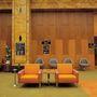 Belső részlet legutolsó filmjéből a Grand Budapest Hotelből.