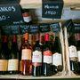 Szalmán bor: ide kerülnek a palackosok