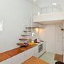 A modern mikro-otthon mindössze 17.46 négyzetméteres.