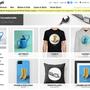A project annyira megtetszett a society6.com nevű online webáruháznak, hogy az egyszerre vicces és gonosz alkotásokat olyan klasszikus ajándéktárgyra nyomta rá, mint a póló, párna, telefontok, bögre vagy bevásárlótáska.