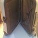 Így néz ki belülről a Samsonite táska. Elég jó az elosztása, csak baromi drága!