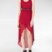 A Stradivariusban is vannak színek, csak sokat kell őket keresni: piros ruha 8995 forint