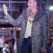 Herczeg a szombaton tartott a 41. születésnapja alkalmából rendezett divatbemutatót és bulit is Utolshow-nak keresztelte.