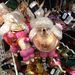 Egy hagyományos karácsonyi pudli, jó sok csillámmal.