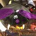 Ez pedig egy kalap azoknak, akik denevérek szeretnének lenni.