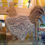 Itt a szőrős, vagy inkább báránynbőrbe bújt kakas. A Müllerben 6490 forint.