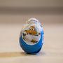 Ez már a Repcsik tojás, vajon örülni fognak neki a fiúk?