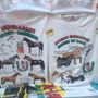Természettudomány ihlette pólók a magyar kutyafajtákkal és magyar lovakkal. 2900 forintért lehet kapni.