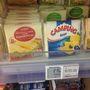 A két sajt ránézésre ugyanolyan. De az egyikben 8 lap van, a másikban viszont csak 5.