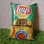 A Lay's chips zacskójában pont fele-fele arányban van levegő és burgonyaszirom.