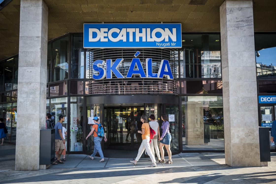 0f67b8d7e833 Dívány – Végre! Decathlon nyílt Budapest közepén! – Galéria