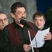 Galkó Balázs világhírű rendezők búcsúüzenetét olvasta fel.