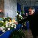 Gáspár Sándor és a fehér rózsák.