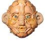 A szobrászként és grafikusként végzett Jobbins 3 dimenziós humanoid arcaival és mellszobraival művészkollégáihoz hasonlóan a fogyasztói társadalomra kívánja felhívni a figyelmet.