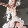Maleficent Martini - Énekes, balett-táncos, modell