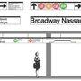 Az 1972-ben készült metrótérkép műalkotásként vált ismertté, amit az a turisták emlékbe visznek haza New York-i látogatásuk után.