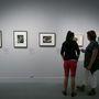 Szerencsére avantgárd fotókat is láthatott a közönség.