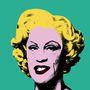 Andy Warhol munkássága is helyet kapott Miller és Malkovich gyűjteményében.