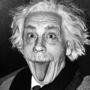 A nyelvöltögetős képet eredetileg Arthur Sasse lőtte Einsteinről 1951-ben.