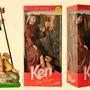 A csodatévő ferences rendi szerzetes, Szent Rókusból Barbie-Ken lett.