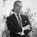 Karl Lagerfeld 1985-ben.