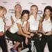 A Victoria's Secret modelljei - Candice Swanepoel, Erin Heatherton, Alessandra  Ambrosio, Lindsay Ellingson és Lily Aldridge - is szexisen sportosak