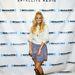 Carrie Underwood cowboy csizmában: szintén county énekesnő, de még stílusban passzoló ruhákkal se néz ki maradéktalanul jól rajta a csizma