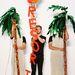 A berlini Universitaet Der Kuenste bemutatóján volt minden: például pálmafának öltözött modellek