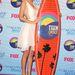 A tavaly 5 díjat bezsebelt countryénekesnő,Taylor Swift.