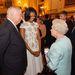 A 6800 dolláros J. Mendel ruhán II. Erzsébetnek is megakadt a szeme.