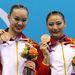 A kínaiak a bronzérmet szerezték meg, a hajuk tocsog a zselében