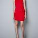 Majdnem olyan, mint az előző Calvin Klein ruha, csak van rajta peplum. Zara, 8595 forint