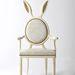 Nyuszifüles design szék