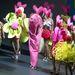 A madridi divathéten mindig nagy sikert arató Agatha Ruiz de la Prada Show