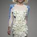 Isabel Ruiz y AS by Ana Sanchez trükkösen gondolta át a Stella McCartney alakformáló ruhát.
