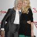 Ellen Von Unwerth és Claudia Schiffer a 'Guess' 30. szülinapi partiján.