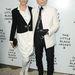 Linda Evangelista és Karl Lagerfeld a The Little Black Jacket bemutatóján.