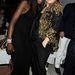 Naomi Campbell és a McQueen ház vezető tervezője.