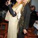 Kate Moss és Vivienne Westwood a londoni Olimpián.